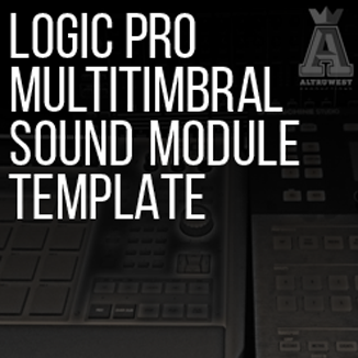 New Logic Pro Templates for Maschine and Akai MPC Integration