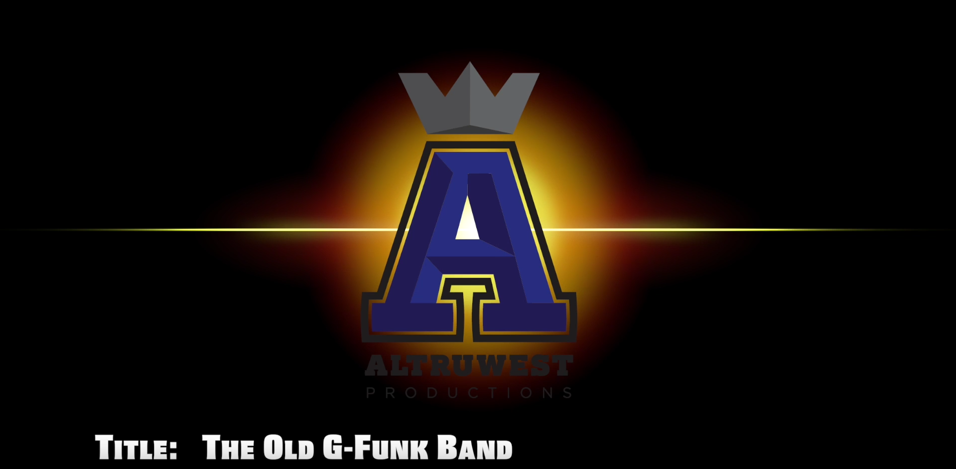 The Old G-Funk Band (DJ Quik Style Instrumental Beat) **Free Download**
