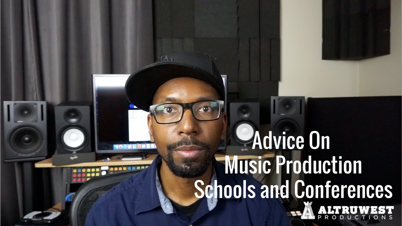 Advice on Music Production Schools and Conferences (iStandard, A3C, BMI, ASCAP, SAE, MI, etc.)