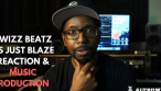Swizz Beatz vs Just Blaze Reaction & Music Production (Live Stream)