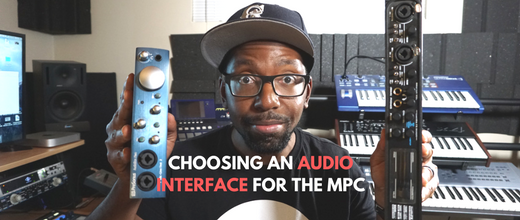 Choosing an Audio Interface for the Akai MPC
