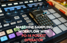 Maschine Sampling Workflow with PO-14 Pocket Operator (Finding the Funk Ep.1)