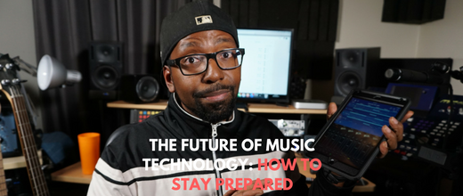 The Future of Music Technology: How to stay prepared