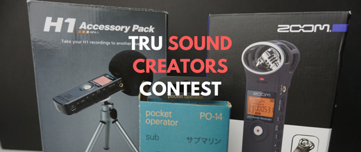 Tru Sound Creators Contest (Closed)