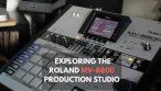 Exploring the Roland MV-8800 Production Studio Groovebox