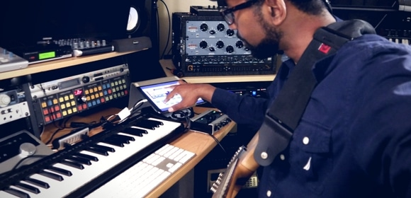 How to Setup an iPad to Make Beats and Produce Music