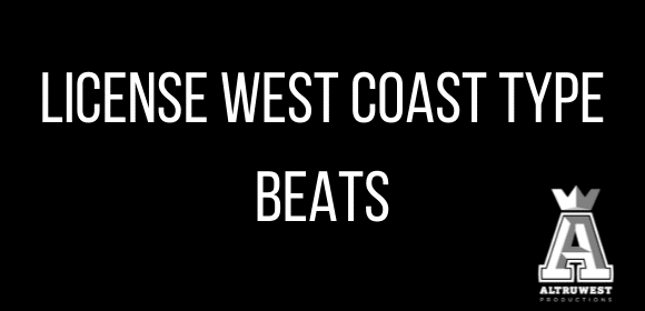 Visit our West Coast Type Beat Store